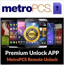 METRO PCS FACTORY UNLOCK APP SERVICE CODE METROPCS ZTE MAX PRO Z981 AVID Z833