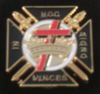 Freemason Nights Templar Lapel Pin