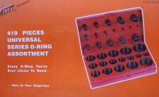 419pc Universal O-Ring Assortment Kit - Metric