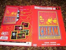 CREAM ROYAL ALBERT HALL!!!!!!!!!!!RARE FRENCH PRESS/KIT