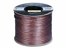 Audiophile Grade 100ft 16AWG Oxygen Free Copper OFC Loud Speaker Wire Cable