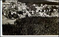 KÖNIGSFELD Schwarzwald AK 1950/60 AK Flugzeug-Aufnahme