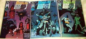 DC Comics: Batman 452-454 (Dark Knight, Dark City mini-series)