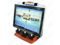 """NEW 22"""" Touch Screen LCD JVL Echo Countertop Video Game Machine Bill Acceptor"""