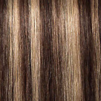 7A Clip In 100% Deluxe Extra Thick Double Weft Clip In Remy Human Hair