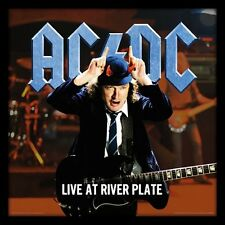 AC/DC - Live at River Plate - Framed Album Cover Print ACPPR48070