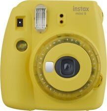 Fujifilm Instax Mini 9 Sofortbildkamera - Clear Yellow