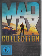 Mad Max Collection - 1, 2, 3, 4 Sammlung - Vollstrecker, Donnerkuppel, Fury Road