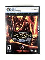 The Lord of the Rings Online: Mines of Moria (PC/DVD, 2008) Complete Edition