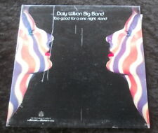 DALY WILSON BIG BAND Too Good For A One Night Stand LP