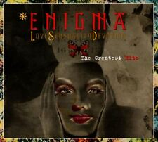 ENIGMA love sensuality devotion (the greatest hits) (CD, compilation) downtempo