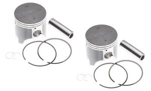 Dual Piston Kit for Yamaha GP XL XLT 800 800R Std 79.90MM 66E-11631-01-A0