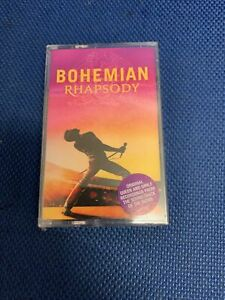 Queen – Bohemian Rhapsody Soundtrack Cassette - New And Sealed