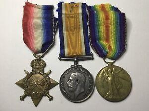 WW1 Medals 9th London Regiment
