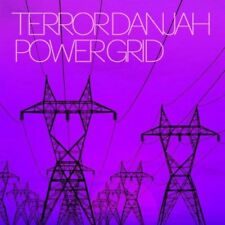 Terror Danjah - Power Grid (NEW CD)