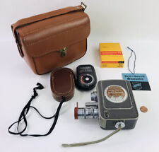 BELL HOWELL 172 MAGAZINE 8mm Movie Camera & Western Master 2 Meter,Both Untested