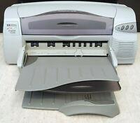 STAMPANTE PROFESSIONALE HP 1220-C FORMATI A4 A3 A COLORI  CON MANUALE E CD