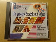 CD / DE GROOTSTE FEESTHITS UIT 30 JAAR - ANDRE VAN DUIN, RIA VALK,..