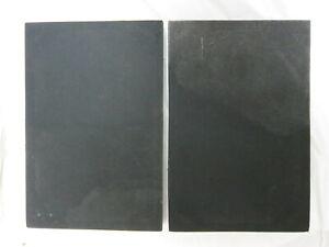 Pair Bose 601 Series III 3 Black Speaker Grill
