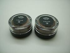 BAREMINERALS LOT OF 2 IN THE NUDE BRONZE EYESHADOW EYECOLOR EYE SHADOW