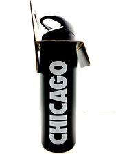 Nike Chicago Twist Top Insulated Water Bottle 24 Oz Bpa Free Dishwasher Safe