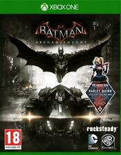 Batman: Arkham Knight (Harley Quinn DLC) (Xbox One) (Nuevo)