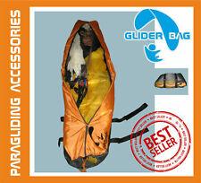 Concertina Bag. Fast Paragliding Bag, Schnellpacksack für Gleitschirm.