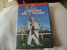 "DVD NEUF ""DEUX 2 DOLLARS SUR 1 UN TOCARD"" Richard DREYFUSS"