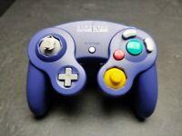 Nintendo Gamecube Controller Official OEM (Indigo/purple) DOL-003