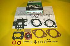 Genuine NOS Carter / Federal Mogul, Dellorto DHLA carburetor repair kit.