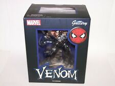 "Marvel Spider-man Venom 10"" Statue PVC Diorama NIB Diamond Select 2018 NIB"