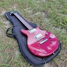 Hamer Eclipse Electric Guitar Slammer Series 1990s Candy Red MIK Exc Condition