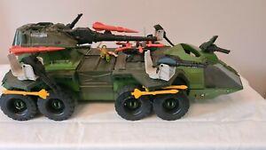 Gi joe rolling thunder mobile missile launcher play set