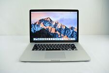 "2015 15"" Apple MacBook Pro Retina 2.2GHz Quad-Core i7 16GB RAM 256GB + APPLECARE"