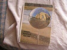 Aurora Borealis 1983 - 1984 College Yearbook Canada