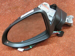 Left Mirror Elektrisch-Anklappbar Puddle Light VW Passat B8 Rhd