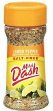 Mrs. Dash Salt Free Seasoning Blend Lemon Pepper