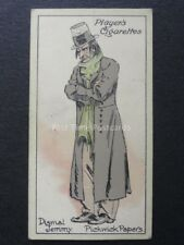 No.20 DISMAL JEMMY Characters from Dickens - A Series John Player & Sons 1923