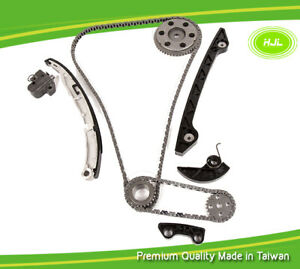 Timing Chain Kit For Mazda 3 5 6 Tribute 2.3L Non Turbo MPV 2003-2007 with Gears