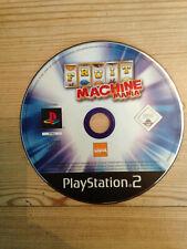 Máquina de frutas Mania para PS2 * disco solamente *