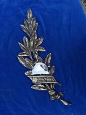 ORNEMENT / Ornament - POMPIER / Firefighter - SEINE ET MARNE - PAS COURANT !
