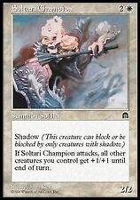 *MRM* FR Champion Soltari / Soltari Champion MTG Stronghold