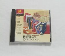Compton's Home Library Complete Reference Collection (1998 Pc Cd-Rom) Softkey