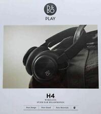 Bang & Olufsen BeoPlay H-4 Wireless Over-Ear Headphones - Black
