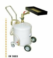 17-ER2003 WASTE OIL DRAIN FOR MOTORCYCLES, WITH 40lt TANK