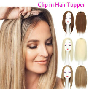 Hair Cover Up Baldness Hair Topper Bobo Hairpiece Toupees Cranial Roof Wig