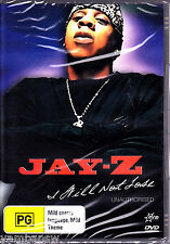 JAY-Z * I WILL NOT LOSE * UNAUTHORISED * NEW & SEALED DVD