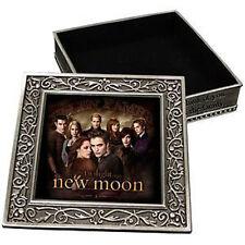 TWILIGHT - New Moon 'Cullen Family' Metal Jewellery Box (NECA) #NEW
