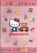 Sanrio Hello Kitty Notebook Pink Bear