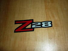 971 1972 1973 1974 CHEVROLET CAMARO Z/28 Z28 Z-28 REAR SPOILER DECAL NEW CORRECT